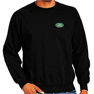 Land Rover Sweatshirt Jumper With Embroidered Logo Birthday Gift  • 19.99£