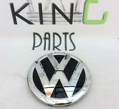 Vw T-roc, Touareg 2015-2018 Front Grill Grille Badge Logo Genuine 3g0853601 B • 29.90£