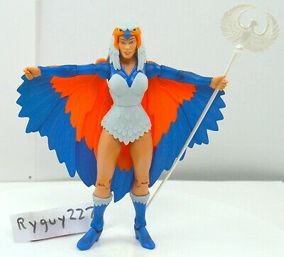 $175 • Buy MOTUC, Sorceress, Near Complete, Figure, Masters Of The Universe Classics He-Man