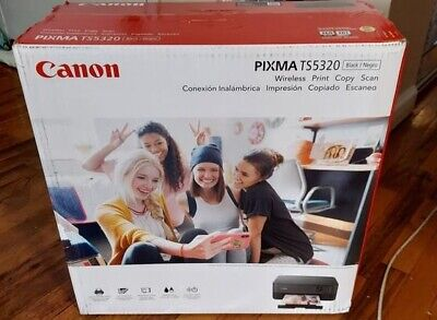 View Details Canon PIXMA Wireless All-In-One Printer Scan Copy Print, INK INCLUDED • 49.00$