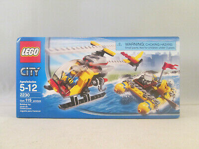 £25.72 • Buy Lego City Harbor - 2230 Helicopter And Raft NEW SEALED