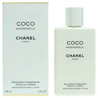 Chanel Coco Mademoiselle Moisturizing Body Lotion 6.8 Oz 200 Ml • 96.99$