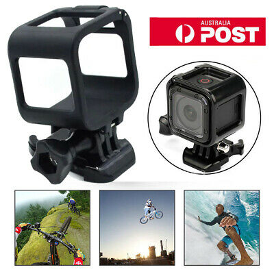 AU19.99 • Buy Shockproof Protective Case Shell Cover Mount Low Pose For GoPro Hero 4 5 Session