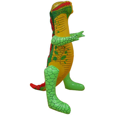 £1.99 • Buy Inflatable Large Dinosaur 19  Novelty Kids Toy. - Great Party Bag Filler