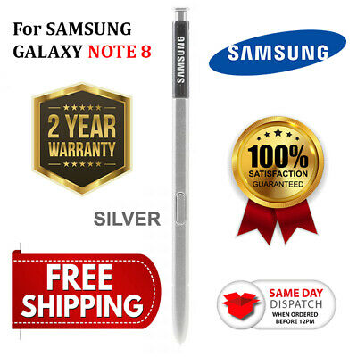 $ CDN16.28 • Buy Original Stylus For Samsung Galaxy Note 8 Replacement S Pen NEW Pencil   SILVER