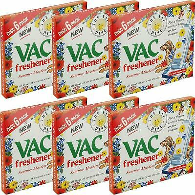 Bulk Vac Vacuum Hoover Air Freshener Scented Pet Friendly Small Odour Remover • 2.99£