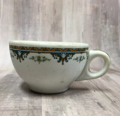 $14.99 • Buy Vintage Mayer China Co Restaurant Ware Ironstone Coffee Cup Duval Beaver Falls