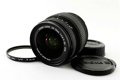 £87.08 • Buy **MINT** Sigma Zoom 28-70mm F/2.8-4 DG Lens For Nikon From Japan  A0346RR