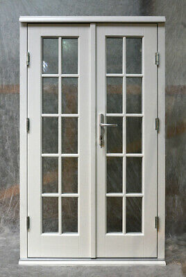 £1380 • Buy BRAND NEW Timber Bespoke Georgian French Patio Doors, Made To Measure, ANY SIZE