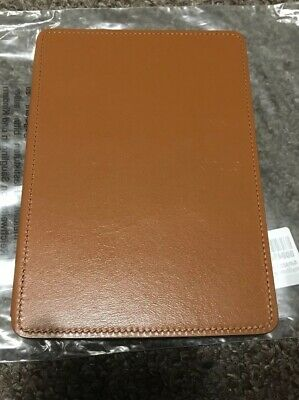 Amazon Kindle Hard Case Leather Cover - Light Brown Only Suitable For Kindle • 5.50£