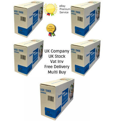 £37.80 • Buy  4 X Toner Cartridges TN2125 & 1 X Drum Compatible For Brother HL2140 2150N