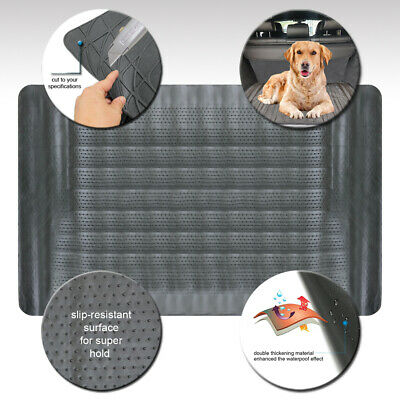 £8.89 • Buy Cut To Size Non Slip Vehicle Car Boot Rubber Pet Dog Protector Mat Universal Fit