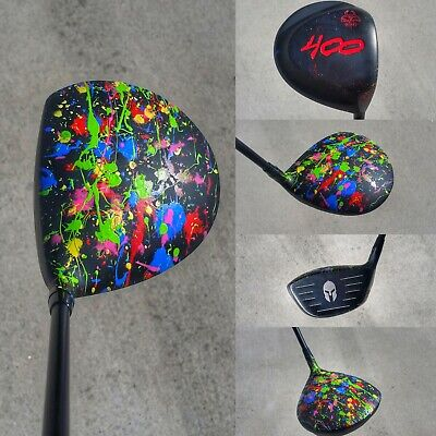NEW 6* BRUTE 400  Las Vegas Hangover  Edition Custom RH LD FORGED 2.0 HEAD ONLY • 149$