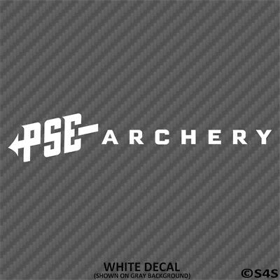 $4.95 • Buy PSE Archery Hunting/Outdoor Sports Vinyl Decal Sticker V2 - Choose Color