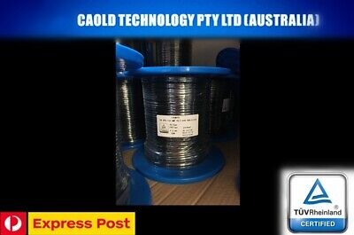 AU28.99 • Buy 4mm Twin Core Solar Cable Photovoltaic Per 10 Meters 10m Free Express Postage