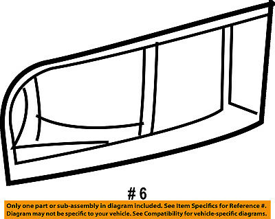 $114.67 • Buy Dodge CHRYSLER OEM 2008 Magnum Front Bumper-Air Duct Right 4854654AA