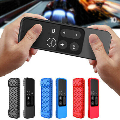 AU15.43 • Buy Shock Proof Honey Silicone Case Cover For Apple TV (4th Gen) Remote Controller