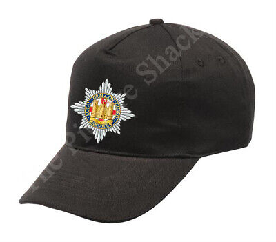 Royal Dragoon Guards Cap Badge Printed On A Baseball Cap. Choice Of 4 Colours • 14.99£