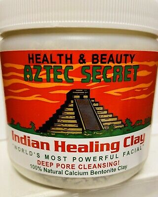 AU12.41 • Buy Aztec Secret Indian Healing Clay Cleansing Facial Mask 1 Lb.