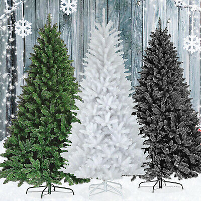 £29.97 • Buy 4ft-8ft Christmas Tree Colorado Pine Artificial Spruce Traditional Xmas Gift