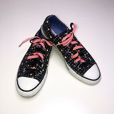 £39.66 • Buy Converse All Star Hearts Shoes