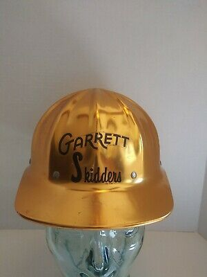 Vintage Superlite By Fibre Metal Aluminum Hard Hat Safety Helmet Union Made USA  • 59.99$