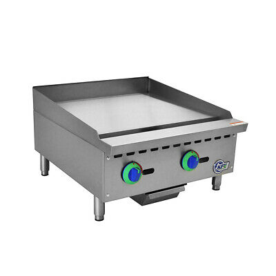 $694.60 • Buy KFE 24  Countertop Gas Griddle With Manual Controls- 60,000 BTU