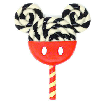 $7.50 • Buy Disney Mickey Mouse Icon Lollipop Novelty Kitchen Magnet Gift