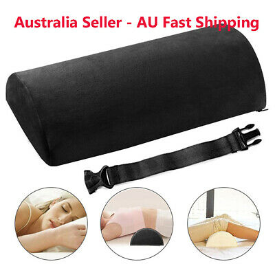 AU34.94 • Buy Lumbar Back Support Cushion Pillow For Car Office Chair Backrest Memory Foam