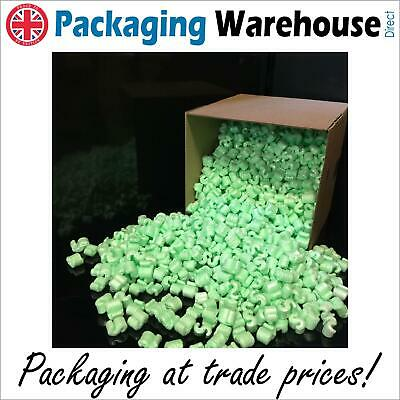 £8.95 • Buy Green, Loose Void Fill Polystyrene Packing Peanut Super 8 Chips