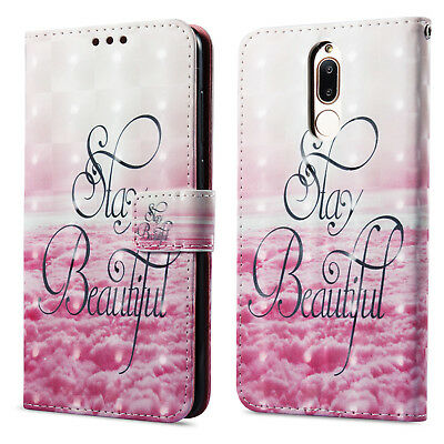 AU7.99 • Buy Painted Flip PU Leather Stand Case Wallet Cover For OnePlus5 OnePlus5T Samsung