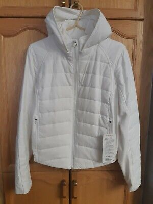$ CDN135 • Buy NEW LULULEMON Women's Size 10 PUSH YOUR PACE Jacket New With Tags