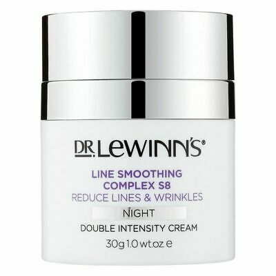 £31.79 • Buy AU SELLER Dr LeWinns Smoothing ComplexS8 Double Intensity Night Cream 30g No Box
