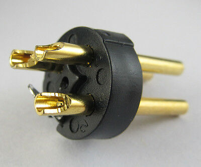 £6.95 • Buy 5pcs SL5230 XLR Gold 3pin Female Microphone Mic Speaker Cable Audio Connector