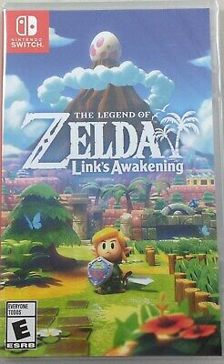 The Legend Of Zelda - Link's Awakening - Nintendo Switch (6545-SM99) • 54.69$