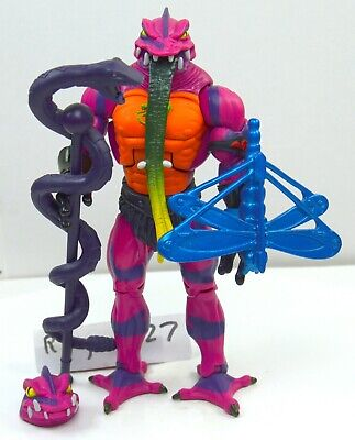 $85 • Buy MOTUC, Tung Lashor, Complete, Figure, Masters Of The Universe Classics He-Man
