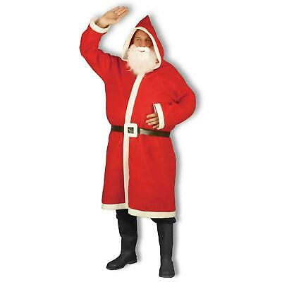 Santa Claus Outfit Costume Men's Xmas Adult Christmas Novelty Festive Dress • 11.49£