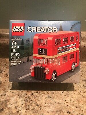$ CDN25.52 • Buy LEGO 40220 Creator Double Decker London Bus New Sealed