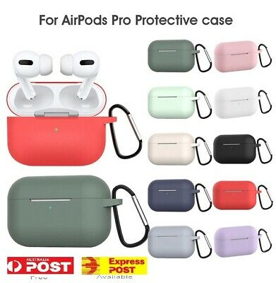 AU5.95 • Buy Shockproof For Apple Airpods Pro Case AirPods 3 Silicone Protective Cover