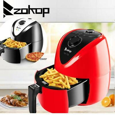 View Details 1500W 3.5L Air Fryer Oil Free Low Fat Healthy Cooker Oven Food Frying Chip Fry • 31.95£
