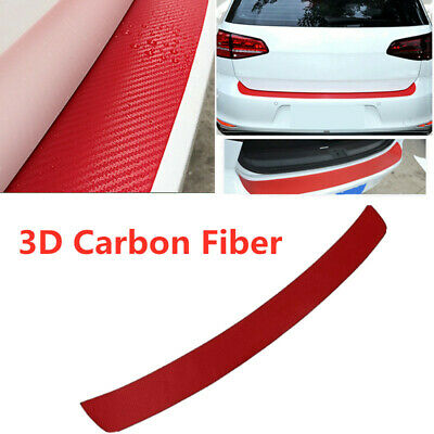 $ CDN9.28 • Buy Car Sticker 3D Carbon Fiber Molding Door Sill Protector Auto Parts Accessories