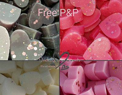 Highly Scented Wax Melts-100+ Fragrances-10% Off 3+ Perfumes/Clean/Bakery💕 • 4.25£