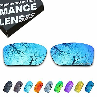 AU23.98 • Buy ToughAsNails Polarized Replacement Lenses For-Oakley Double Edge OO9380- Options