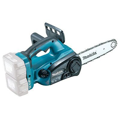 View Details Chainsaw Pruning Makita DUC252Z 36V 18+ 18V Lithium New Solo Body Car • 202.15£