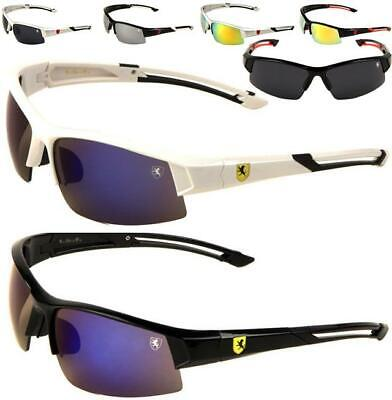 Sports Running Cycling Sunglasses Skiing Ski Khan Large Wrap Extreme Men Womens  • 11.49£