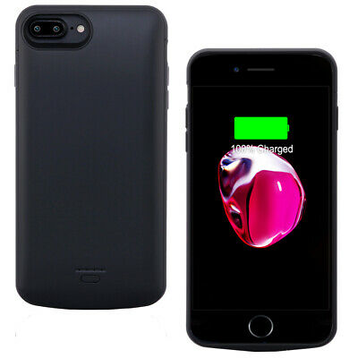 AU50.34 • Buy IPhone 7 Plus Battery Case Charger Cover Portable Backup Charging Power Bank