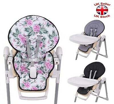 REPLACEMENT High Chair Seat Feeding COVER Cushion LINER INSERT • 21.97£
