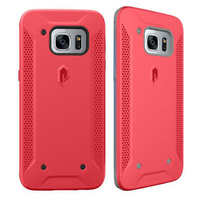 $ CDN6.49 • Buy For Samsung Galaxy S7 Edge Case | Poetic Rugged Bumper Protection Cover Pink