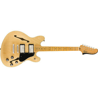 $399.99 • Buy Squier By Fender Classic Vibe Starcaster Guitar, Maple Fingerbaord, Natural