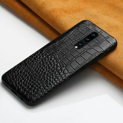 AU21.33 • Buy Phone Full Case Back Cover For Oneplus 7 Pro 6 6t 7t Luxury Leather Accessories